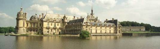 Chantilly Panorama by John Widdall