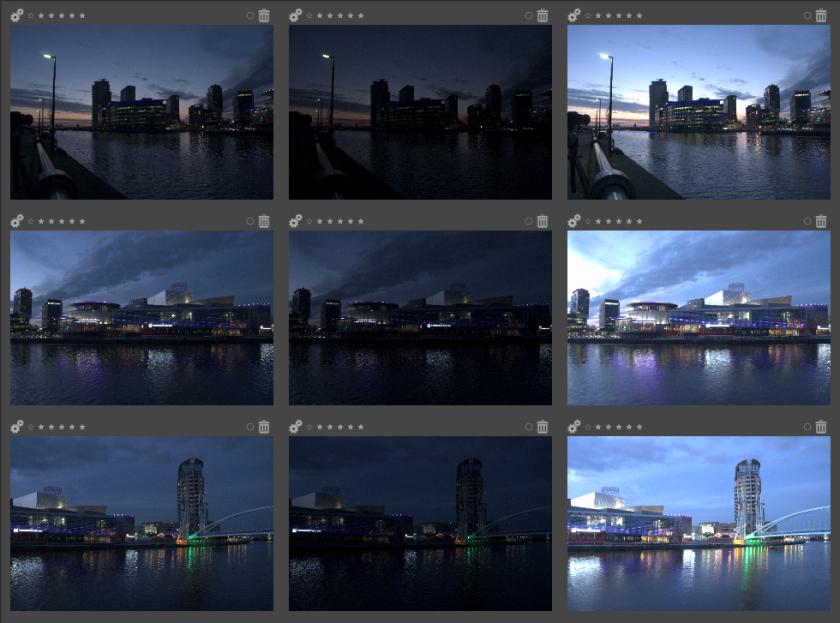 Nine-images